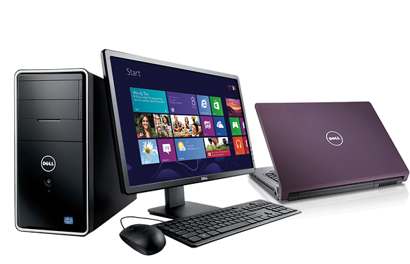 Desktops/Laptops/Tablet Sales